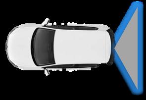 ADAS smart rear camera