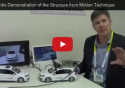 CES 2015 video demos for EVA