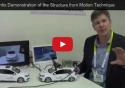 CES 2015 video demos for EVA