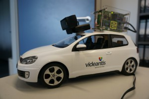 videantis prototype car