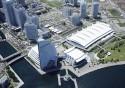 Yokohama conference center