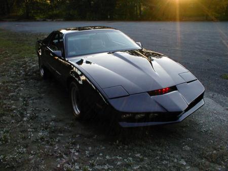 KITT car