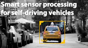 Smart sensor processing