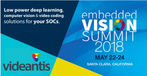 Embedded Vision Summit 2018