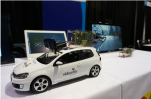 videantis demo embedded vision summit 2018