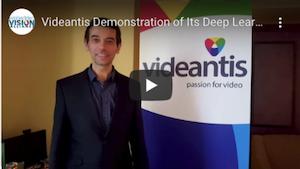Videantis at CES 2019