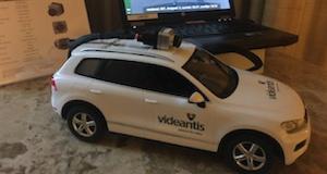 Videantis demo CES 2019