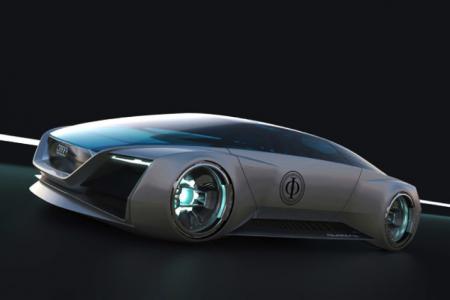 Enders Game car