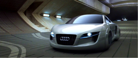 I Robot car