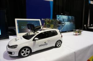videantis demo embedded vision summit 2018